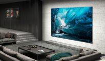 110-дюмовый MicroLED-телевизор Samsung
