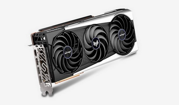 Sapphire Radeon RX 6900 XT NITRO plus