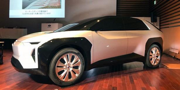 Subaru electro