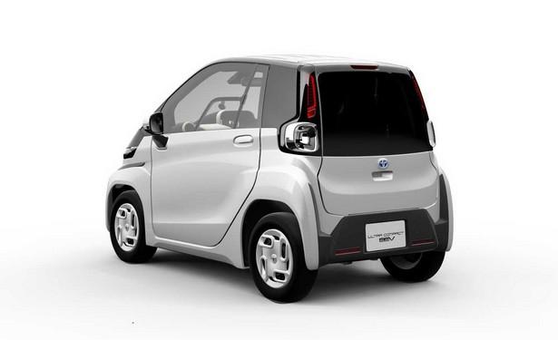 Toyota electro
