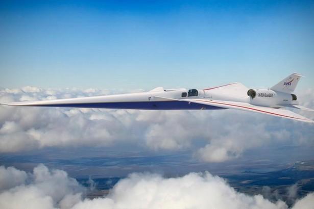 X59 Lockheed NASA