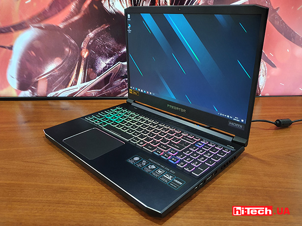 Acer Predator Helios 300 PH315-53-70HR