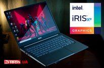 Acer Swift 3 SF313-53 с видеоадаптером Intel Iris Xe