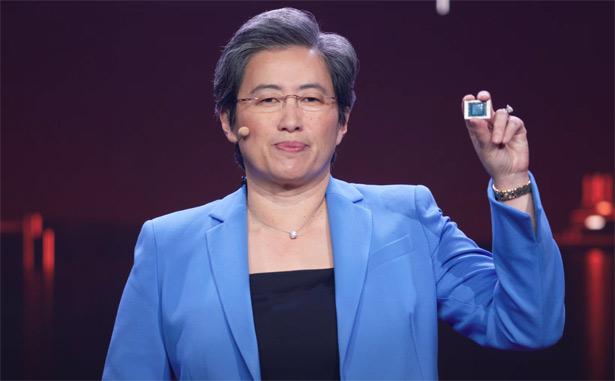 Презентация мобильных процессоров AMD Ryzen 5000