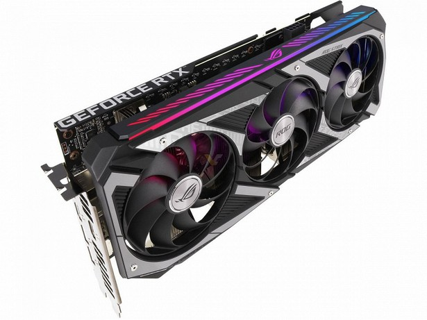 ASUS GeForce RTX 3060 ROG Strix