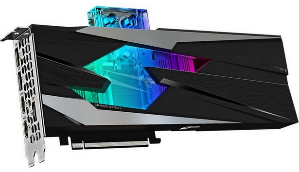 Gigabyte GeForce RTX 3080 Gaming WaterForce WB