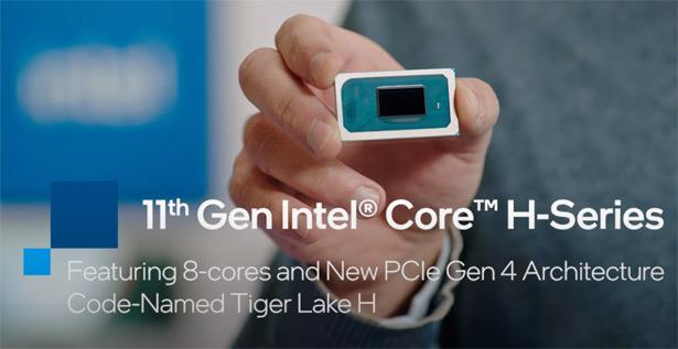8-ядерный процессоры Intel Core I9 H 11th Gen