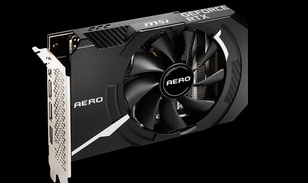 MSI Aero ITX GeForce RTX 3060 и RTX 3060 Ti