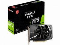 MSi GeForce RTX 3060 Aero ITX