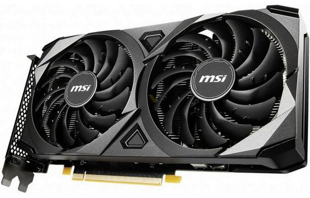 MSI GeForce RTX 3060 Ti Ventus 2X OC V1