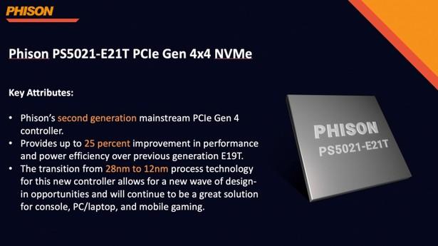 Phison PS5021-E21T