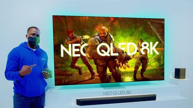 Samsung Neo QLED на CES 2021