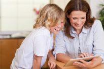 tablets lifestyle education children