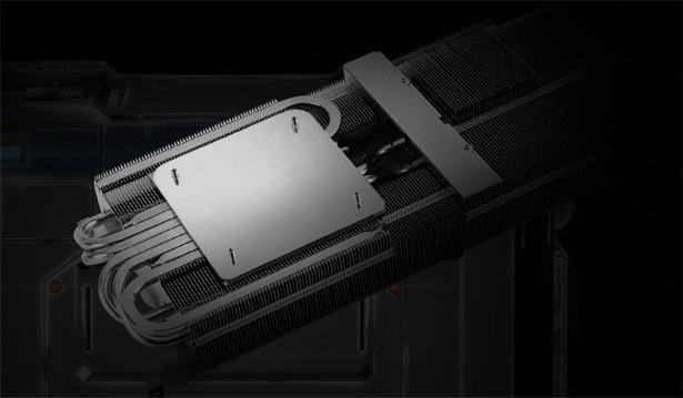 Радиатор ASUS TUF GAMING Radeon RX 6800