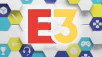 e3 logo exhibition