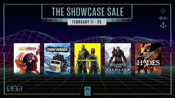 Epic Games Store feb sale 2021
