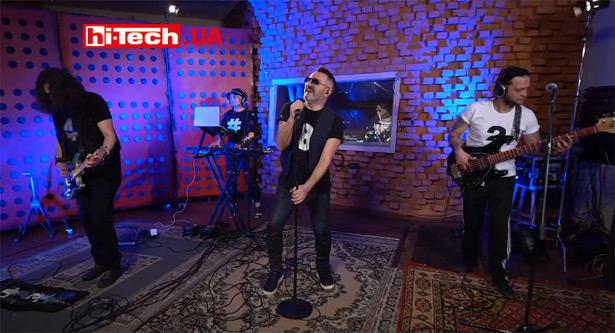 Выступление группы «Нумер 482» на украинской презентации ноутбука ASUS ZenBook Duo 14 (UX482)