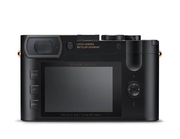 Leica Q2 Daniel Craig xGreg Williams