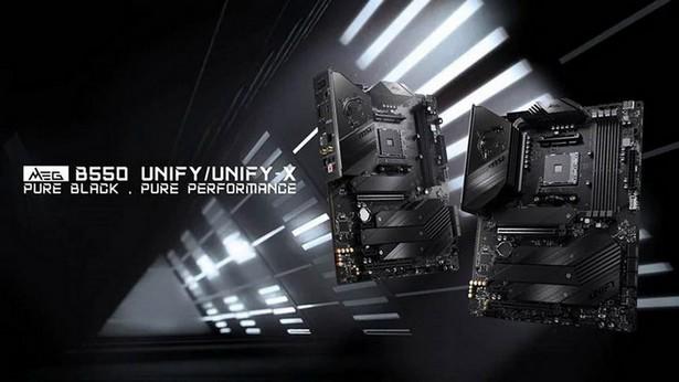 MEG Z590 Unify и Unify-X
