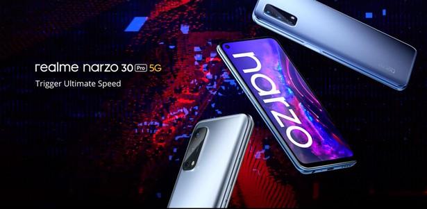 Realme Narzo 30 Pro