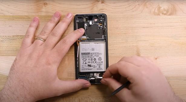Samsung Galaxy S21 ifixit