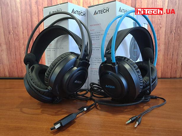 A4Tech FH200u FH200i
