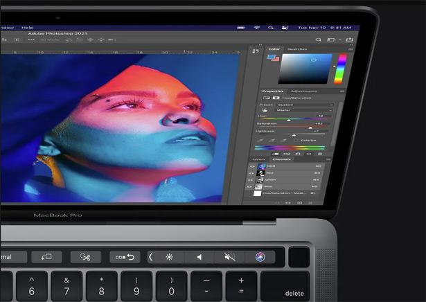 Adobe Photoshop для Apple M1