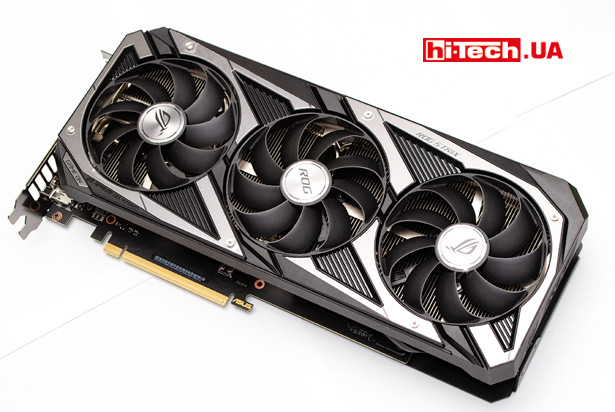 ASUS ROG Strix GeForce RTX 3060 OC