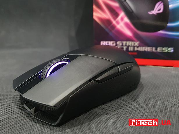 ASUS ROG Strix Impact II Wireless