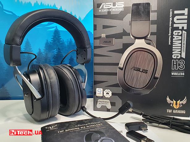 ASUS TUF H3 Wireless