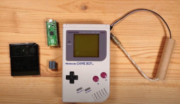 Game Boy 1989 mining