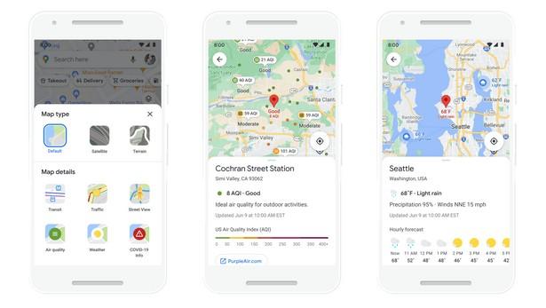 Google maps navi car fuel