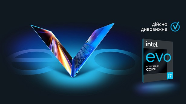Intel Evo laptops