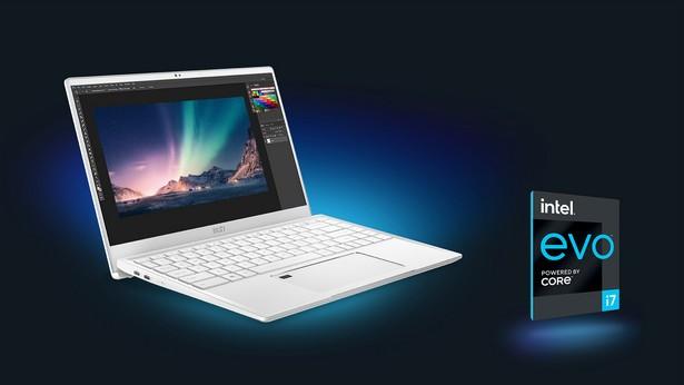 Intel Evo laptops MSI