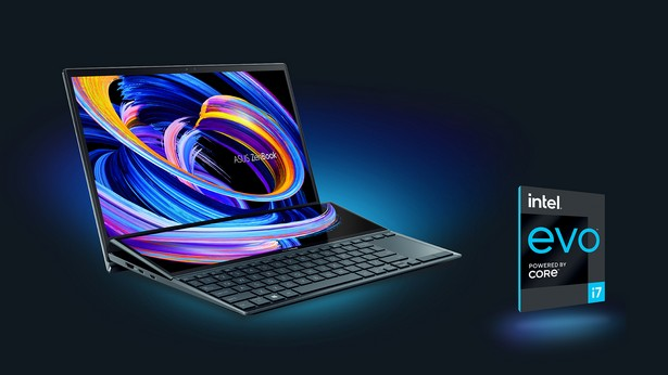 Intel Evo laptops ASUS