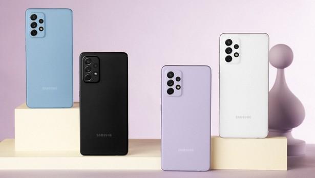 Представлены смартфоны Samsung Galaxy A52 и Galaxy A72 с Super AMOLED, Snapdragon 720G/750G, 4G и 5G