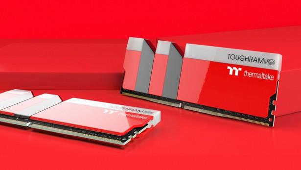 Thermaltake ToughRAM RGB Racing Red DDR4