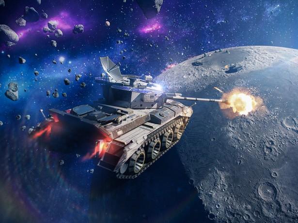 World of Tanks Blitz space april 2021