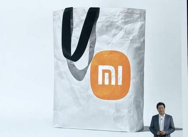 xiaomi new logo eco bag