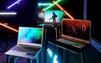 Acer представила в Украине обновленные ноутбуки серий Nitro, Predator и ConceptD