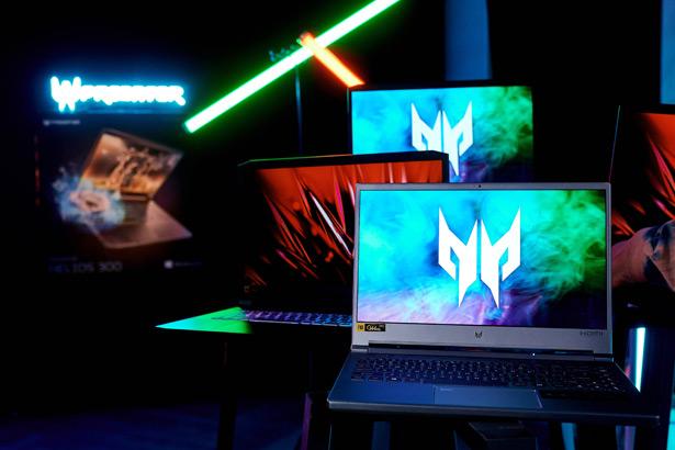 Игровые ноутбуки Acer 2021