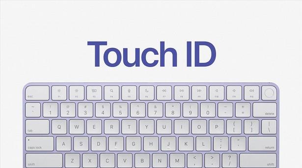 Apple Magic Keyboard 2021