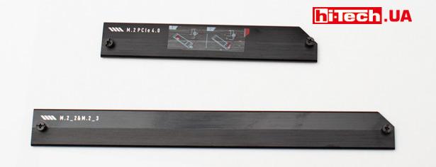 Радиаторы SSD-дисков ASUS TUF Gaming Z590-Plus WiFi