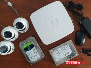 Dahua Hikvision Seagate Surveillance