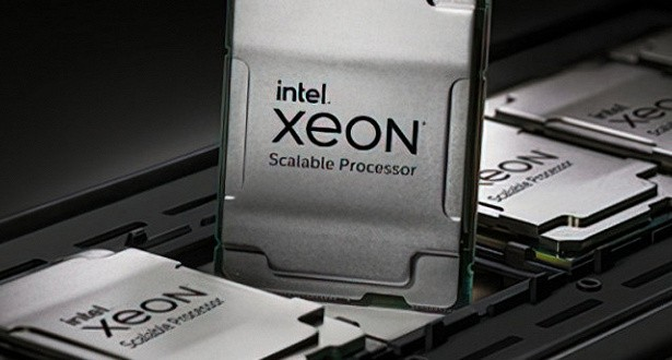 Intel Xeon Scalable III gen