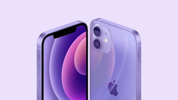 Apple iphone 12 pink