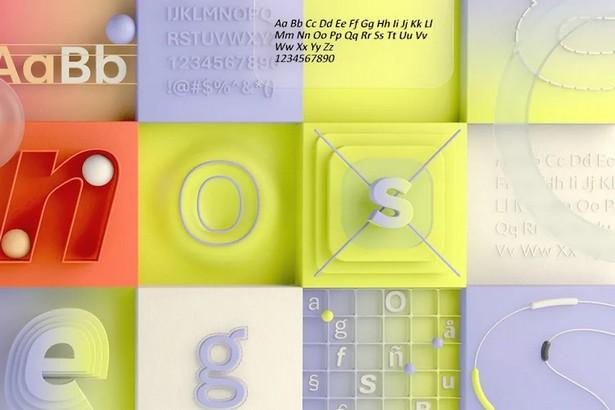 new Microsoft font