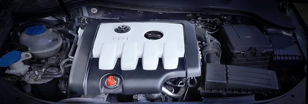 Volkswagen Passat b6 engine