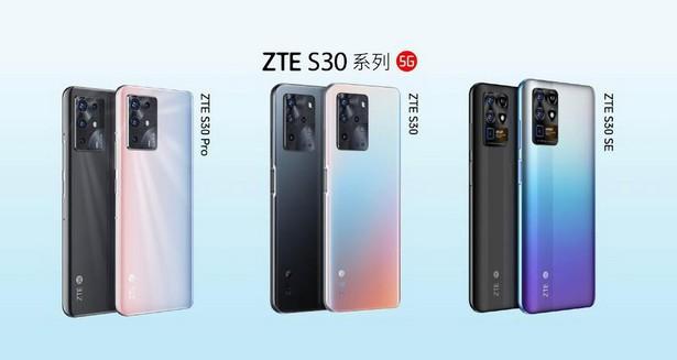 ZTE S30, ZTE S30 SE и ZTE S30 Pro