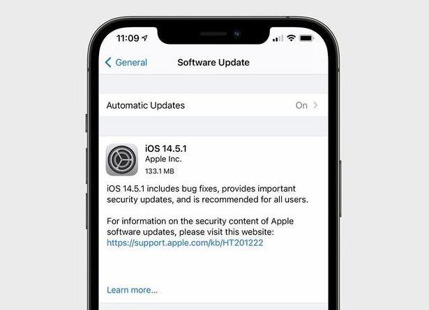 Apple 14.5.1
